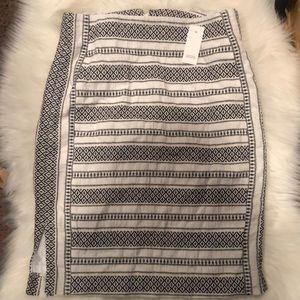 NWT LOFT Skirt 4 Small